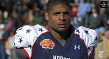 Michael Sam Receives Support From Catholic Leader After Coming Out