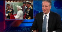 Jon Stewart on Daily Show