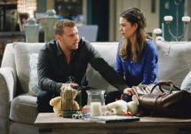 Does Vikki Kick Out Billy On 'Y&R'?