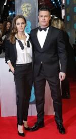 Angelina Jolie & Brad Pitt