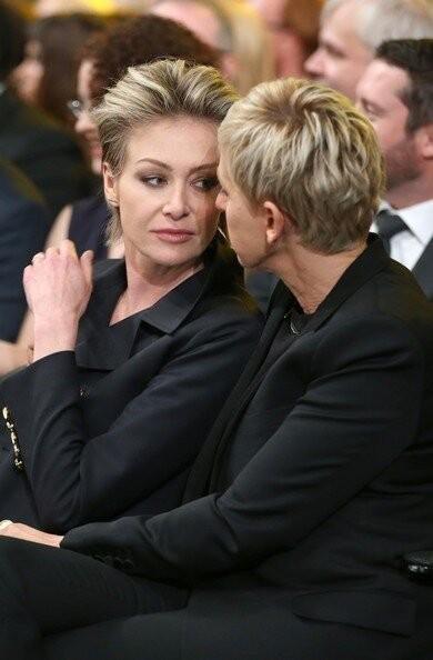 Ellen DeGeneres, Portia de Rossi News: Fight With TV Host Sent Actress ...