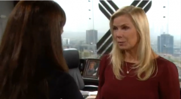 Brooke asks Katie to be her matron of honor on 'The Bold and the Beautiful'