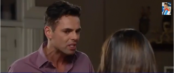 Patrick wants to know why Robin is leaving him on 'General Hospital'