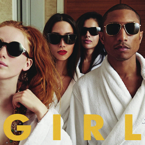 Girl Picture Album Pharrell New Album 'girl'
