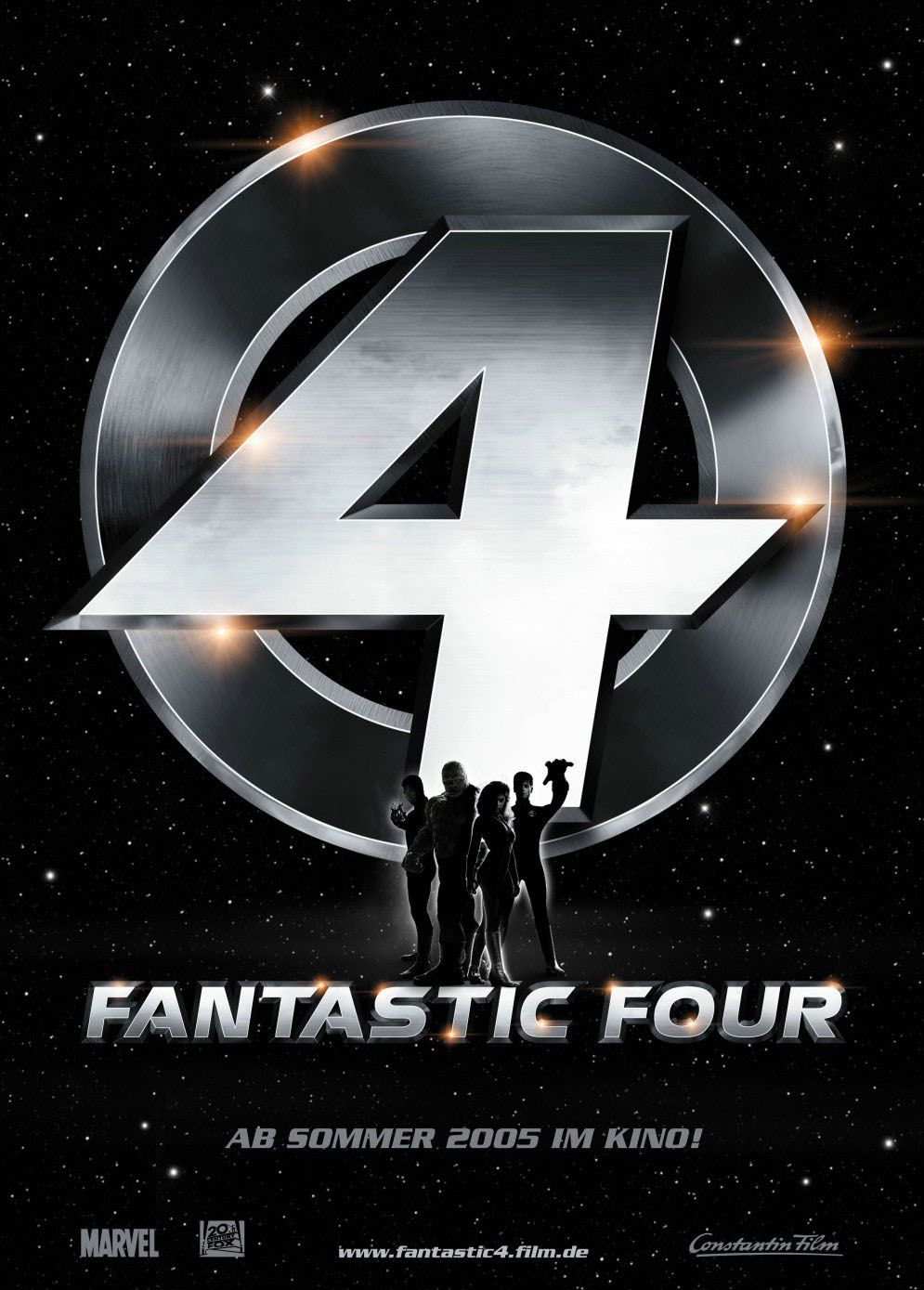 fantastic four 2 release date new