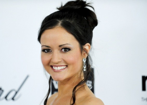 Actress Danica McKellar 