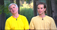 Dave and Connor O'Leary Talk the 24th season of 'The Amazing Race'