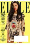 Selena Gomez Elle Cover / July 2012