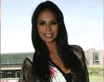 "Emma Coronel, the alleged wife of Joaquin ""El Chapo"" Guzman."
