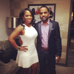 Kandi Burruss and Todd Tucker Photos