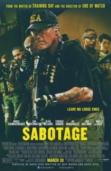 Sabotage/Arnold Schwarzenegger