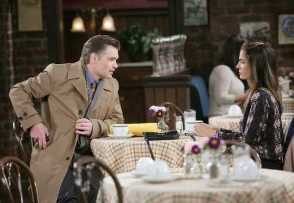 Hope and Aiden have another mesy encounter on 'Days of Our Lives'