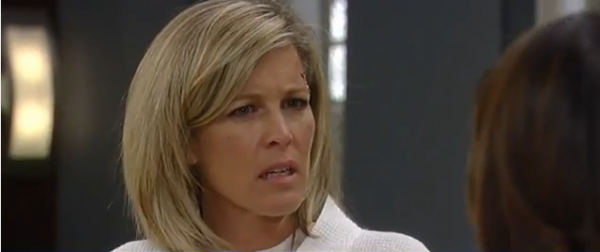 Carly learns why Robin is leaving town on 'General Hospital' (Photo