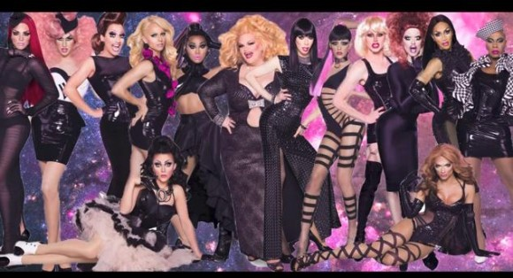 "Season 6 contestants of ""RuPaul's Drag Race"" (Photo : Screensho..."