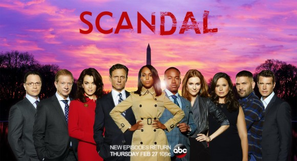 Scandal Season 3, returns