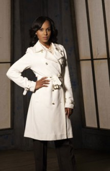 Scandal White Coat