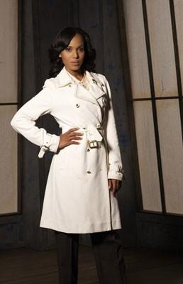 Scandal White Coat
