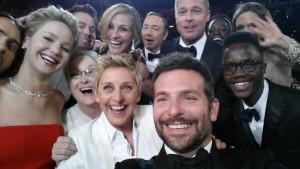 Ellen Degeneres' Record Breaking Selfie