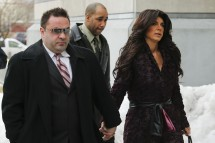 Teresa and Joe Giudice Nemesis Says Couple 'Deserves Jail Time' and Legal Woes is 'Destroying Her' [VIDEO]