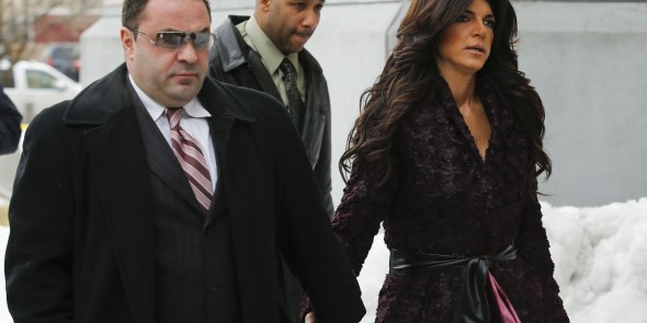 Teresa and Joe Giudice's Nemesis Says Couple 'Deserves Jail Time'