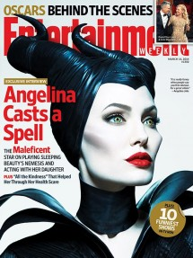 Maleficent Cover -- Entertainment Weekly