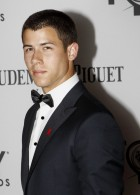 Singer Nick Jonas arrives at the American Theatre Wing's 66th annual Tony Awards in New York, June 10, 2012.