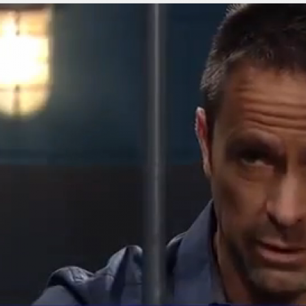 Julian sits behind bars for Ava's crimes on 'General Hospital'