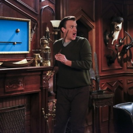 Marshall in 'HIMYM' Episode 9.19 'Daisy'