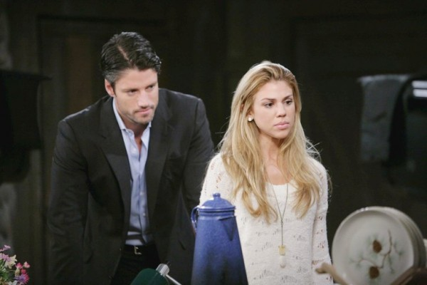 Abigail tells E.J. She is Pregnant on 'Days of Our Lives'