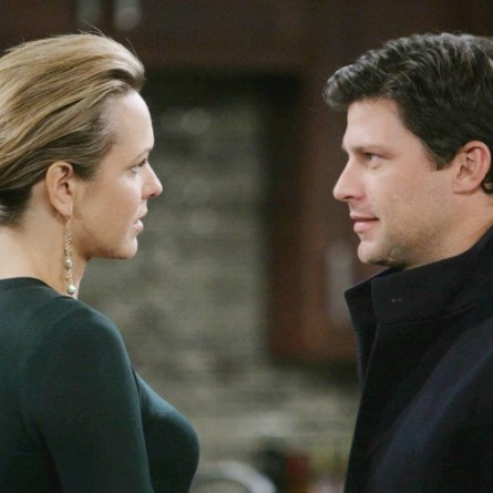 Nicole and Eric Heat Up on 'Days of Our Lives'