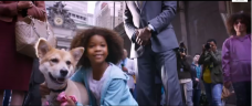 Quvenzhane Wallis as Annie in 'Annie'