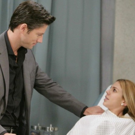 E.J. gets shocking news about Abigail on 'Days of Our Lives'