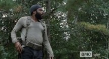 Tyreese Protects Lizzie & Baby Judith On The Next Episode Of