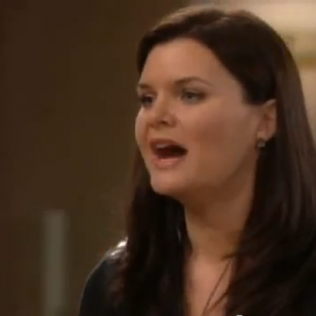 Katie defends herself to Brooke on 'The Bold and the Beautiful'