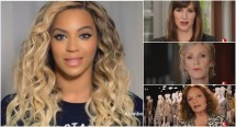 Beyonce Teams Up with Jennifer Garner and More to Ban Bossy [VIDEO]