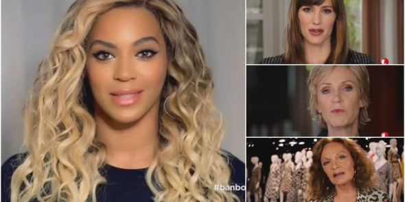Beyonce Teams Up with Jennifer Garner and More For A Special Campaign