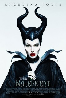 Angelina Jolie Looks Terrifyingly Ravishing in New 'Maleficent' Poster; Actress Inspired By Lady Gaga Makeup for Role