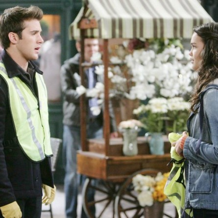 J.J. fails to impress Paige on 'Days of Our Lives'