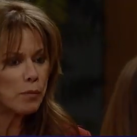 Alexis tells Molly she isn't allowed to move in with Ric on 'General Hospital'