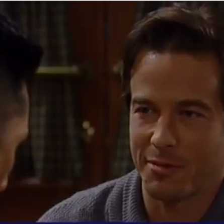 Lucas asks Brad to see where things could go between them on 'General Hospital'