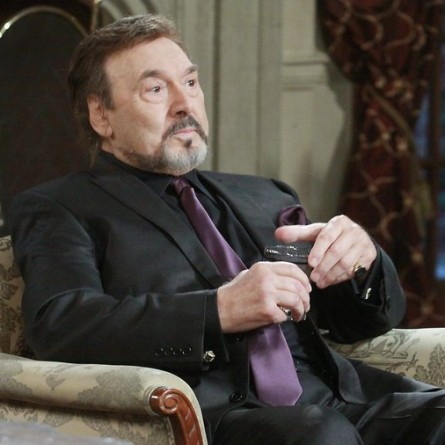 Nicole has an ugly confrontation with Stefano on 'Days of Our Lives'