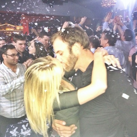Paulina Gretzky & Dustin Johnson