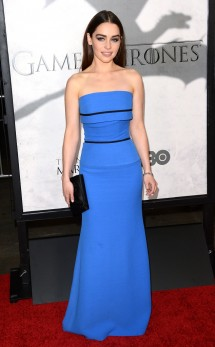'Game of Thrones' and 'Terminator 5' Actress Emilia Clarke's Best Looks