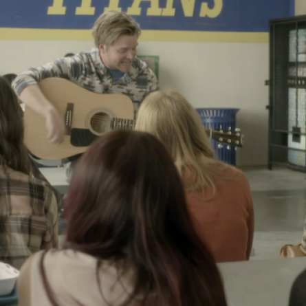 Jake sings about his problems with Tamara in 'Awkward' Season 4