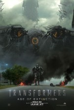 Transformers 4: Age of Extinction Poster