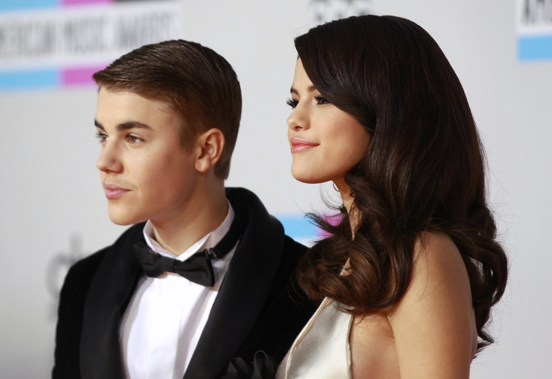 Justin Bieber And Selena