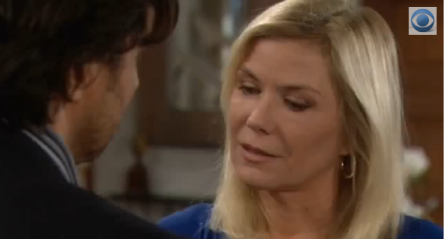 Brooke reminds Ridge of their once electrifying chemistry on 'The Bold