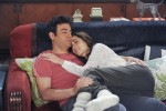 Ted and the mother in the 'HIMYM' series finale