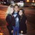 Nikki Ferrell, Juan Pablo and Sharleen Joynt