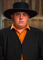 Lebanon Levi from 'Amish Mafia'